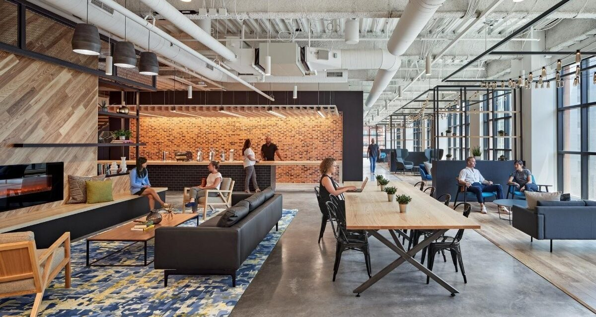 The future of the workplace is hybrid: Views from the industry