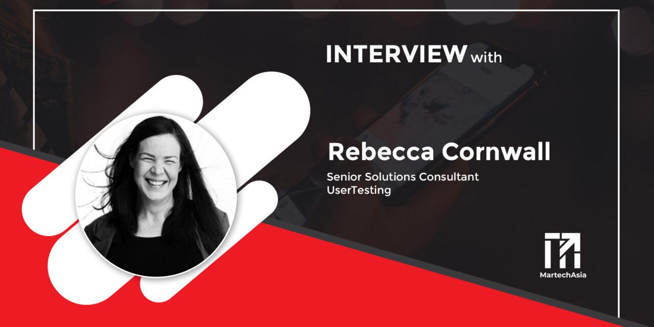 Customer behaviour has broken algorithms: Rebecca Cornwall