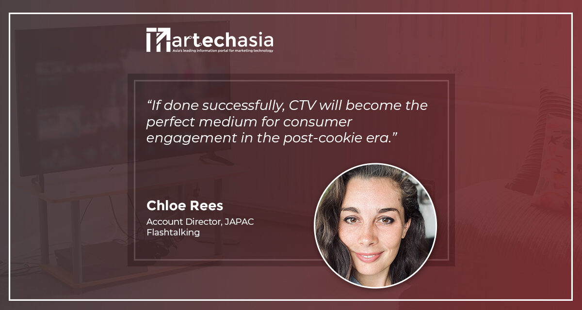 Why CTV will help marketers deliver truly creative campaigns